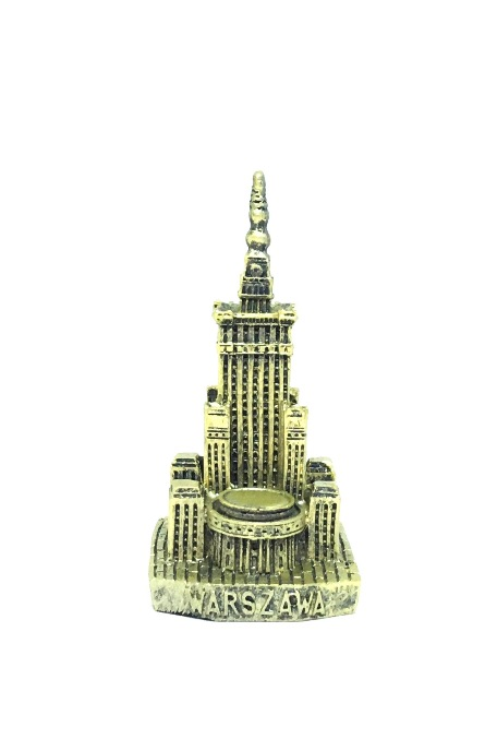 duży złoty PKIN - Pałac Kultury i Nauki - duży