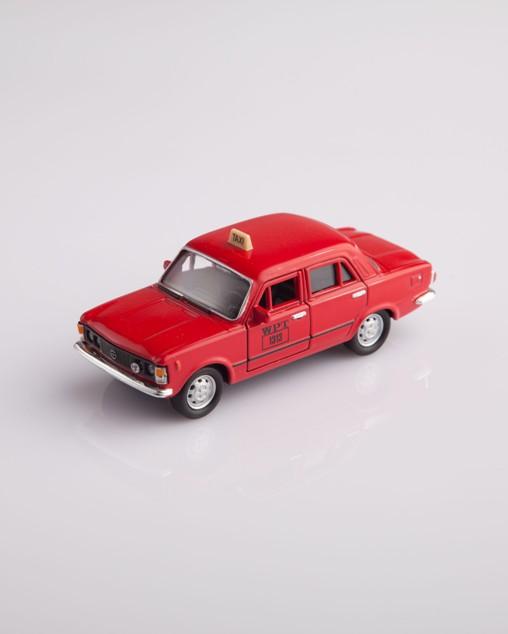 MG 1537 - Fiat 125P - taxi