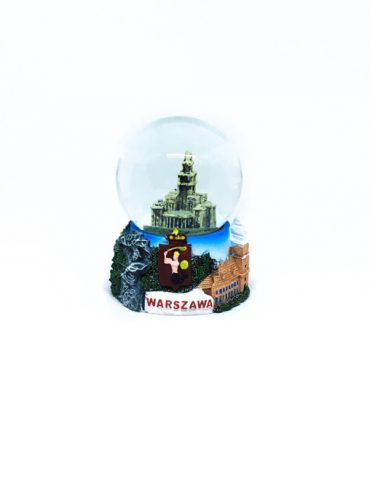 kulka magnes 370x487 - Kula śniegowa magnes  - PKiN/ Syrenka