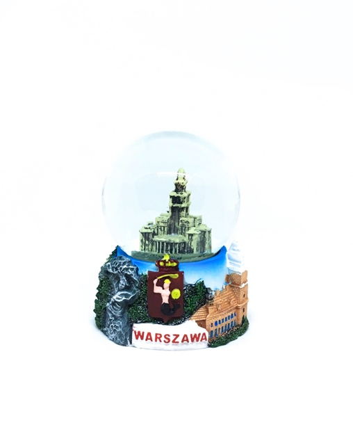duża kula pk - Kula śniegowa PKIN - duża