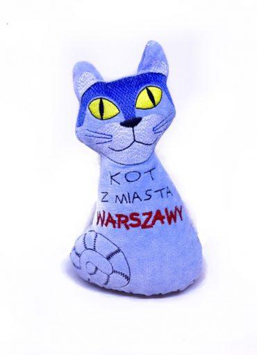 kot niebieski 370x511 - Pluszak - KOT Warszawski