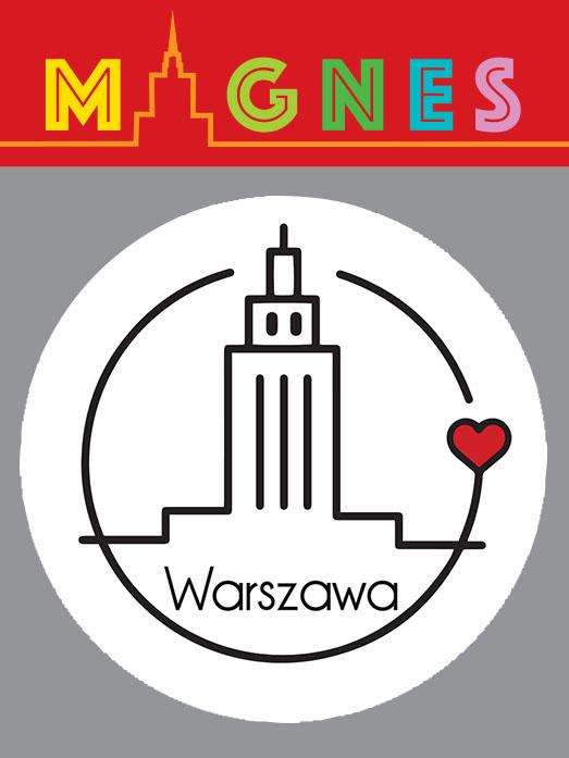 logo pk - Magnes