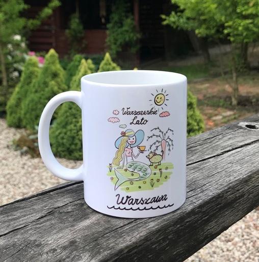 warszawskie lato - Kubek