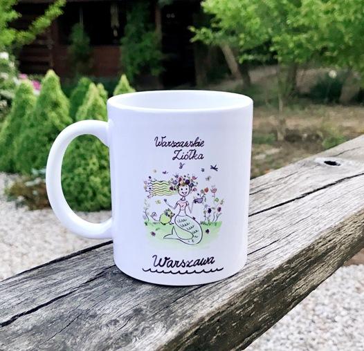 warszawskie ziółka - Kubek