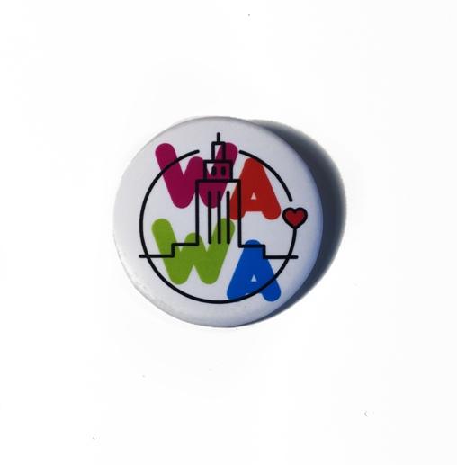 wawa pkin - Przypinka