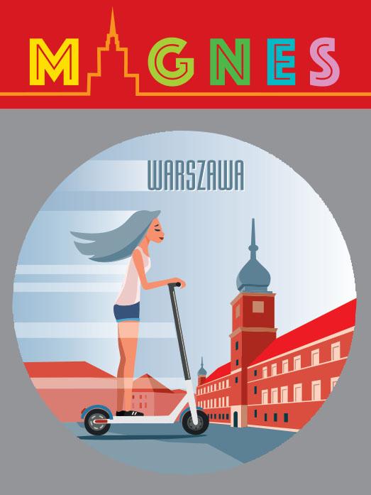 hulaj zamek fm - Magnes
