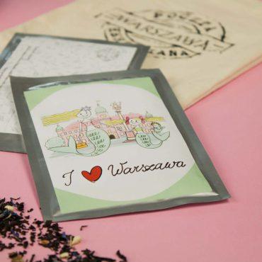 I Love Warszawa Mama