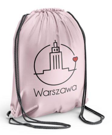 3 370x447 - Plecak / worek warszawski