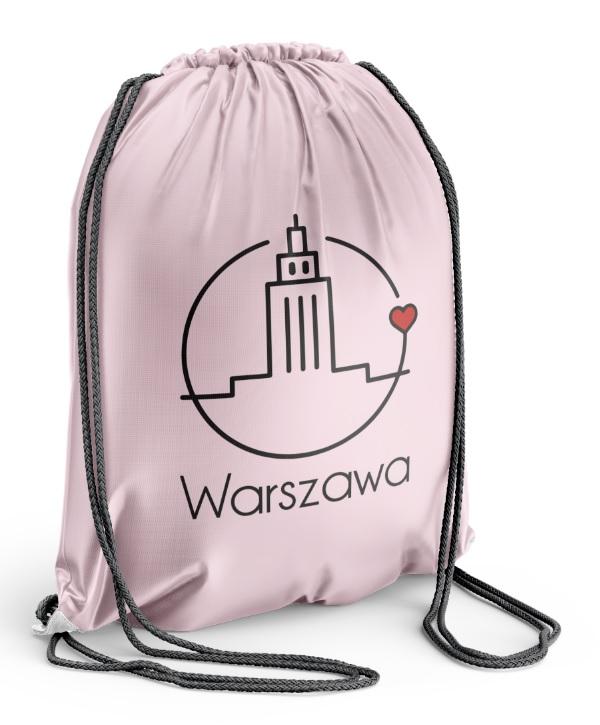 3 - Plecak / worek warszawski