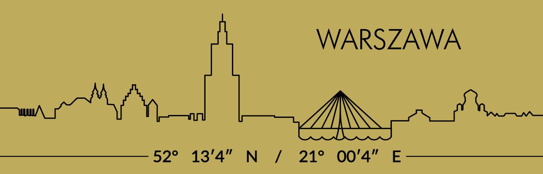 Warszawa czerwona 7 - Magnes