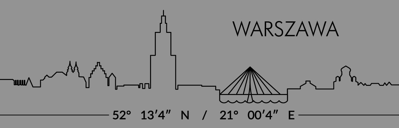 Warszawa czerwona 9 - Magnes